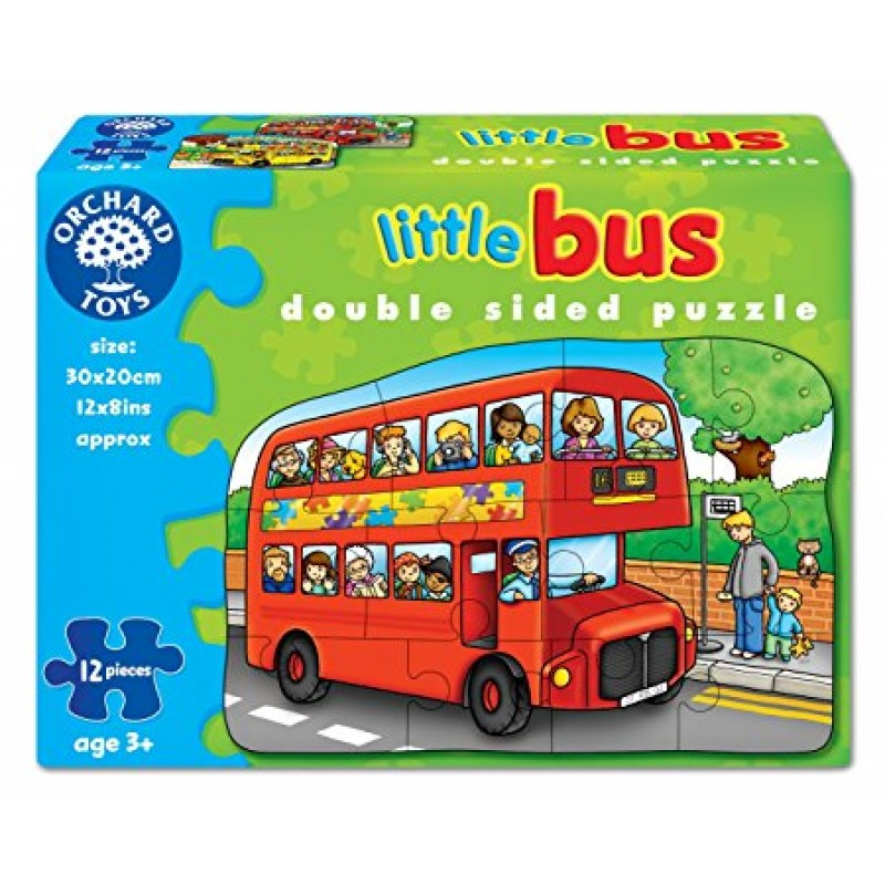 Pussel Little Bus