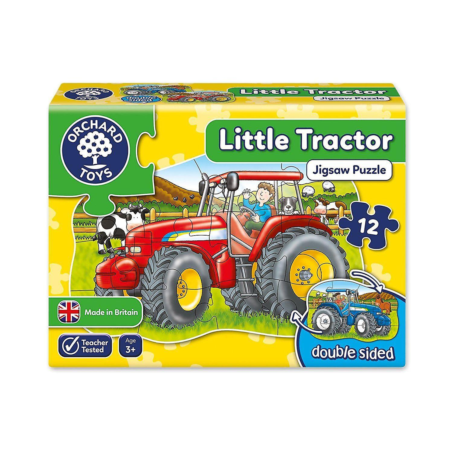 Pussel Little Tractor