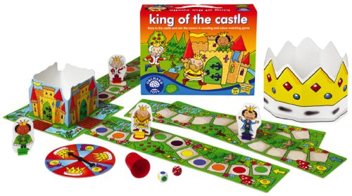 Spel - King of the castle