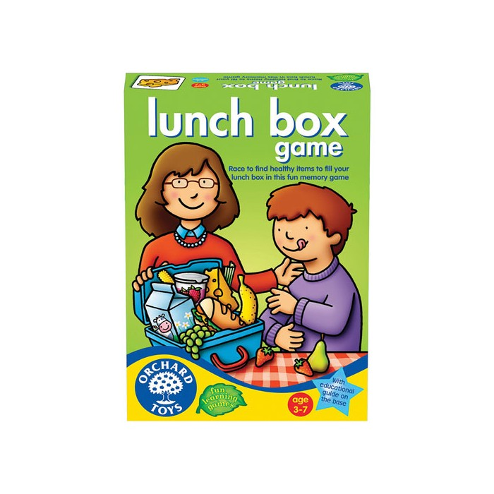 Spel -Lunch Box Game